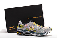 100% Original Mizuno Ami  new colors high quality running shoes wave Prophecy 1 shoes tennis athletic shoes women's shoes