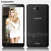 Coolpad 9080W MT6589 Quad Core 1.3GHz 5.7 inch 1280x720 HD Screen 8MP Dual Camera 1GB RAM 16GB ROM GSM WCDMA Android Smart Phone