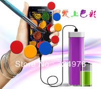 2600mAh Power Bank External Battery Charger lipstick For iphone samsung 150pcs/lot fedex Free Shipping