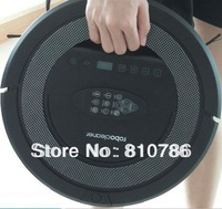 (Free To Russian Manual PDF Available)2015 100% Good Feedback TOP-Grade Multifunctional 6 In1 Robot Vacuum Cleaner  QQ5