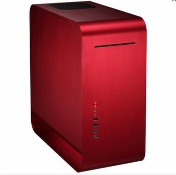 Jonsbo umx2 computer case mini itx atx tower aluminum mute computer case usb3.0(China (Mainland))
