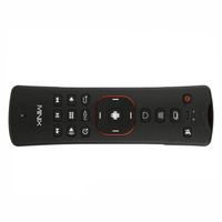HOT SALE minix neo a2 2.4g wireless keyboard air fly mouse built in speaker and microphone for minix neo x7