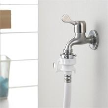 Sus304 stainless steel washing machine faucet mop pool water bib taps(China (Mainland))