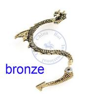 Stud Earrings ear clip rings Fashion for women Girl's lady unisex fly snake design CN post