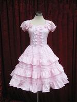 newest! free shippiong Sweets lolita princess elegant princess one-piece dress customize  hot