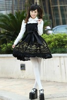 2014 fashion  Sweets lolita dress one-piece dressChristmas Halloweencostumes for women lacing maid anime clothes cosplay Costume