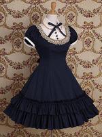 newest! free shippiong Lolita princess elegant princess one-piece dress customize  hot