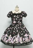newest! free shippiong Lolita dress cos nobility princess milky planet op one-piece dress  hot