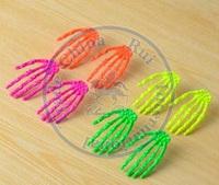 Stud Earrings ear rings Fashion for women Girl's lady skull hand unique multi color desginretail CN post