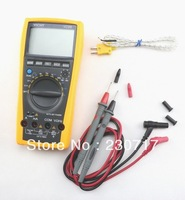 VC99 3 6/7 New Auto Range Digital Multimeter Thermomete Capacitance Resistance