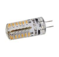 G4 Base 2.5W LED Bulb 48 SMD 3014 SMD AC/DC 12V 360 Degrees Lighting with Transparent Cover
