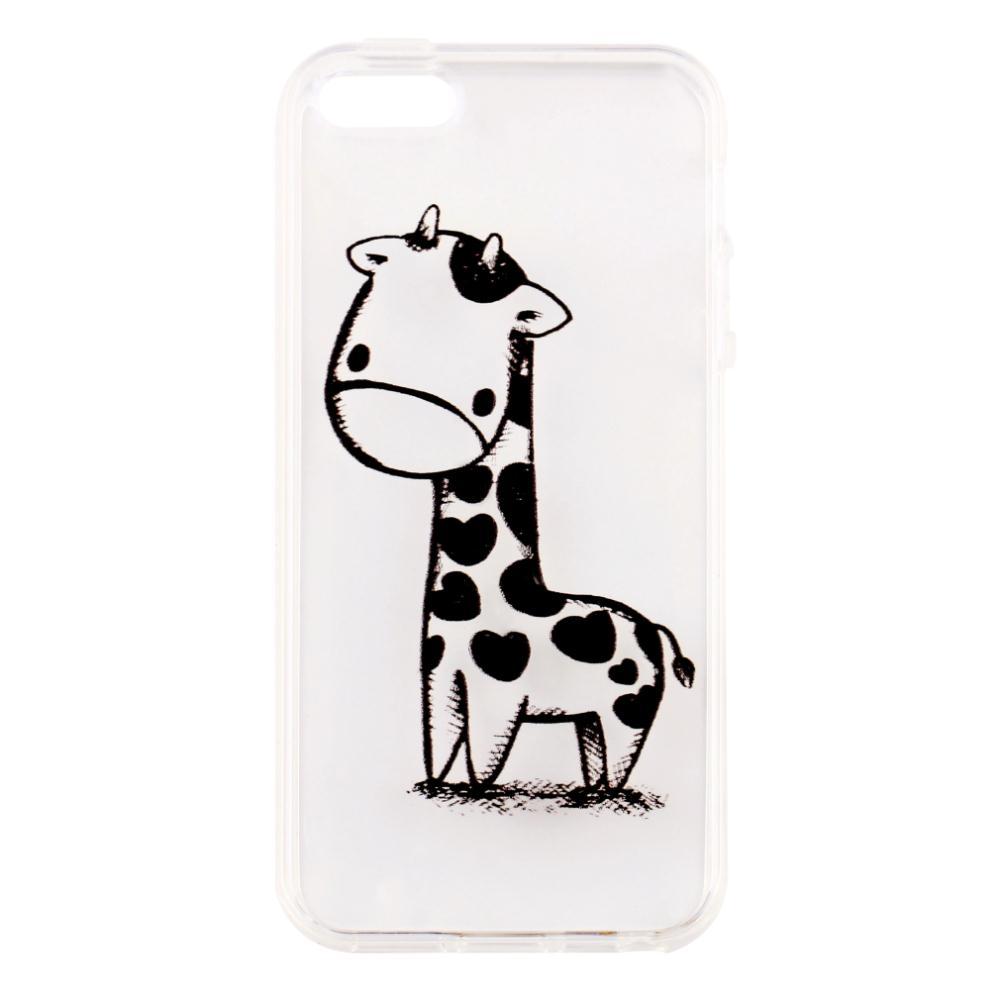 girafe dessin mignon sur periscope