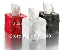 1 piece Essey Wipy pleated PP plastic napkin holder  tissue box