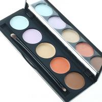 Professional 5 Nude Color Concealer Camouflage Makeup Palette