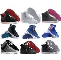Free Shipping 2014 New Justin Bieber Shoes For Men,Men's High Top SkateboardingCasual Shoes Sneakers men dance shoes US8--13