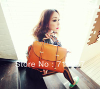Wholesale - 2013 HOT New popular Women's Dual Retro wild Casual Sophistication Handbag Lady Tote Shoulder Bags MB-333