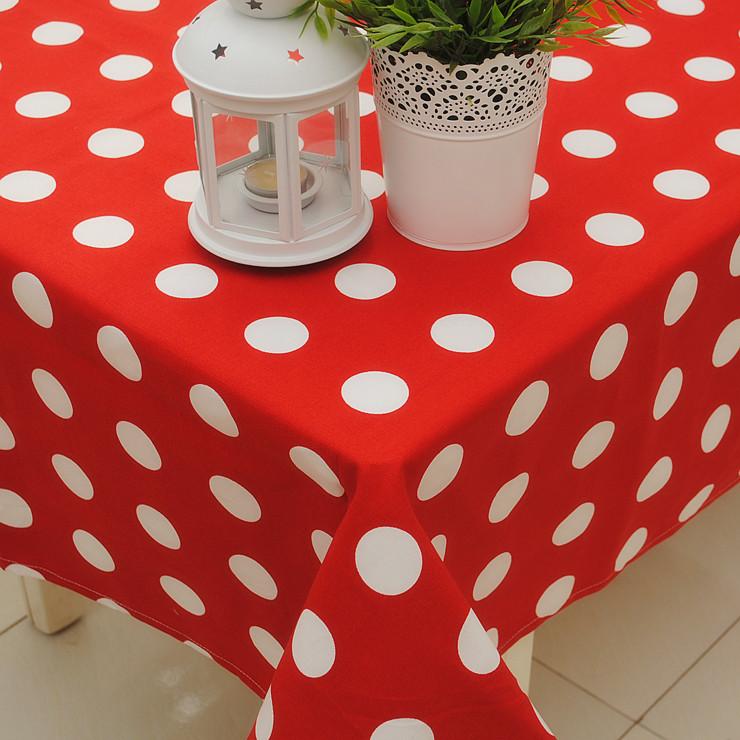 온라인 구매 도매 빨간 바둑판 무늬 테이블보 중국에서 빨간 ...