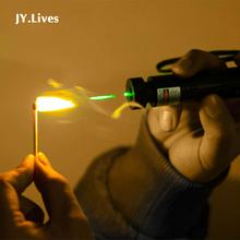 Multifunctional Top Sale Useful 10000mw Laser Pointer Flashlight Burn Match Power Light Last Pen without battery(China (Mainland))