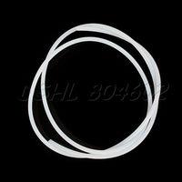 1m OD 4mm ID 2mm PTFE Corrosion Resistance Tubing Tube Pipe Hose DSHL