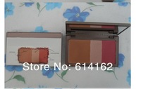 2014 FREE SHIPPING MAKEUP NEW 3 COLORS BLUSH( 30 PCS /LOT)+ GIFT