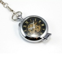 machinery pocket watch classic vintage table ladies watch male table mechanical watch,free shipping