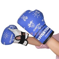 Child cartoon boxing gloves boxing gloves