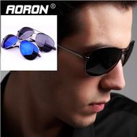 2014 New Men Polarized Sunglasses High Fashion Designer Brands Sun glasses Men's Driving mirror Male anteojos de sol With Box