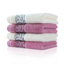 cheap plain white towel