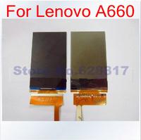HK post Free shipping LCD display screen Parts Repair Lenovo A660 phone