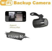 2014 newest ! WiFi Backup Camera Waterproof Car Vehicle Wireless Rear Camera