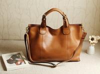 hot sale women's handbag vintage bag shoulder bags genuine leather bags five kinds of color designer bag