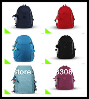KIP bag Promation New 2014 casual   women's colorful canvas backpacks girl lady student school bags travel shoulder bag K520