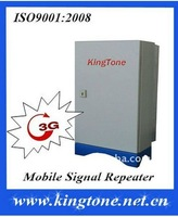 2W WCDMA2100MHz 3g Mobile phone Repeater 33dBm 85dB