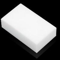 50pcs White Magic Melamine Cleaner Eraser Sponge Size 10x6x2cm Kitchen Desk Table Car Helper