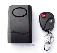 Wireless Remote Door Window Motorcycle Motorbike Scooter Anti-theft Security Alarm 80780