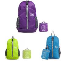 Outdoor travel wonmen/men backpack ride folding backpack ultra-light waterproof mountaineering nylon bags fishing bag equipment
