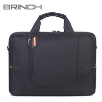 """BRINCH shockproof and waterproof color laptop bag computer bag 15"""" inch notebook bag with Inner tank 4 color BW-205"""