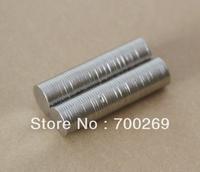 50pcs Neodymium Disc Mini 10mm X 1mm Rare Earth N35 Strong Magnets Craft Models