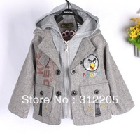Retail-1pcs/lot Boys kids sweater shirt baby hoodies child clothing