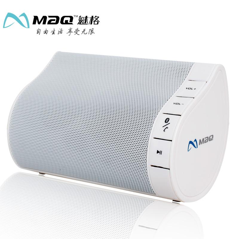 Masker pa305 bluetooth wireless speaker portable small audio mobile phone belt flat(China (Mainland))