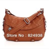2014 new Korean version of the young adult work , Ms. Messenger bag leisure bag diagonal package embossed tide