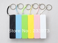 Wholesale 2600 mah portable power bank, mobile phone chargers fragrance for the Iphone/Samsung/HTC