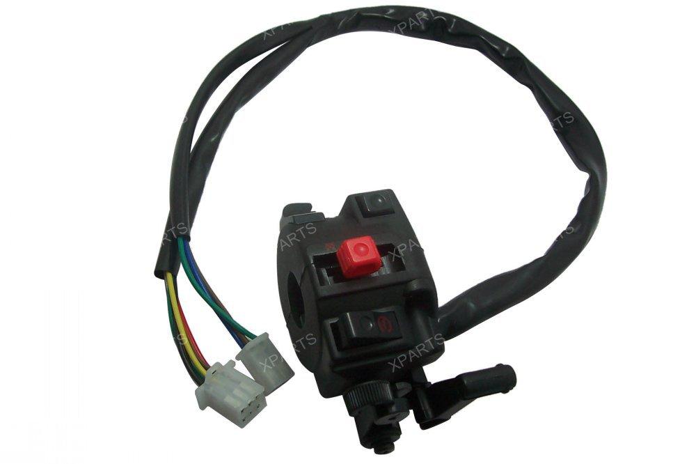 Function Switch Left Side 110cc 125cc 150cc ATV(China (Mainland))