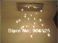 New 25-Light BOCCI Led Meteor Shower Crystal Chandelier Light Fixtures  ! Guaranteed 100%+Free shipping!