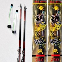 Fishing tackle 2.4 2.7 3 3.6 small carbon rods pole fishing rod