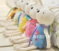 Lovely Cute Plush Toy Dolls Stuffed Animals Tiramitu Metoo Rabbit 20cm Bunny Baby Toys Kids Child Gifts T8801