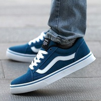 New 2014 spring autumn flats skateboarding shoes british style male shoes popular tidal current men shoes casual shoes