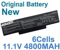 Genuine Original battery For ASUS Z53 M51 A32-F3 F2 Z53T 90-NIA1B1000 F3 F3S 90-NI11B1000 90-NI11B1000Y 6Cells 4800MAH
