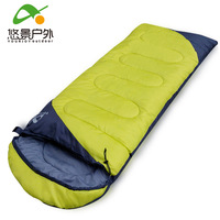Outdoor ultra-light camping hiking sleeping bag traveling sleeping bag