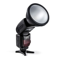 TRIOPO TR-120 E-TTL Bare Bulb Bounce & Swivel Auto Flash Speedlite for Canon EOS Camera